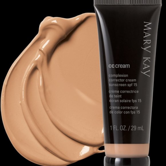 Mary Kay Cover Cream Sunscreen SFP 15  Light to Medium